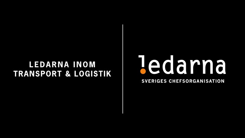 Logotype Ledarna inom Transport & Logistik.